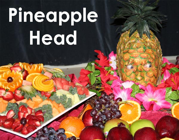Pineapple Head 10 Image - Inspire Productions