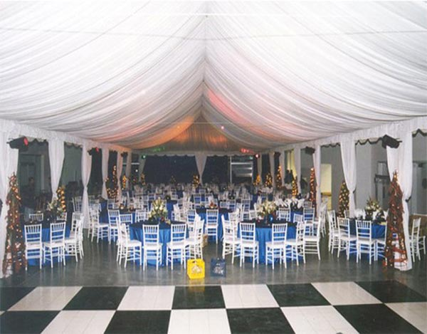 Tents Image 1 - Inspire Productions