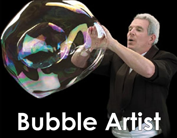 Bubble Artist 12 - Inspire Productions