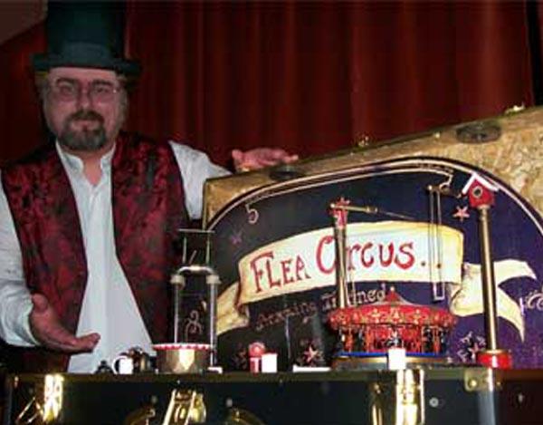 Flea Circus Image 1 - Inspire Productions