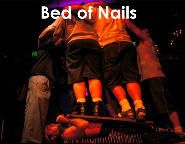Bed Of Nails 4 - Inspire Productions