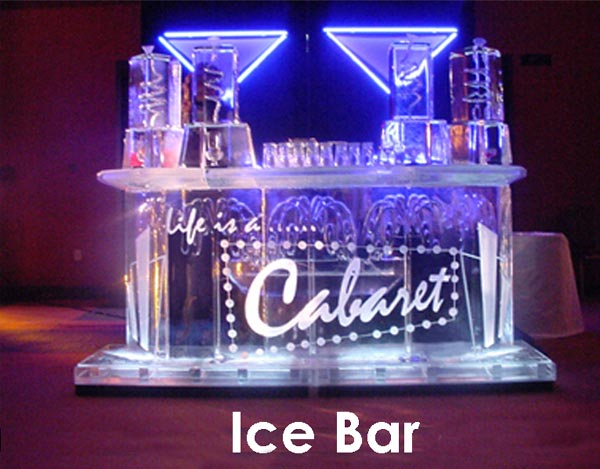 Ice Bar Image 5 - Inspire Productions