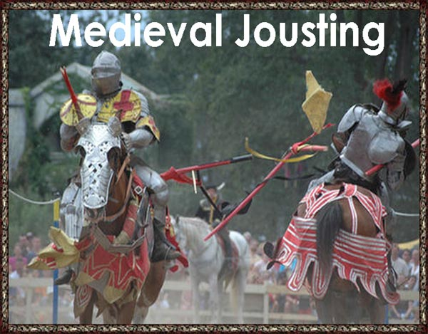 Medieval Jousting 6 - Inspire Productions