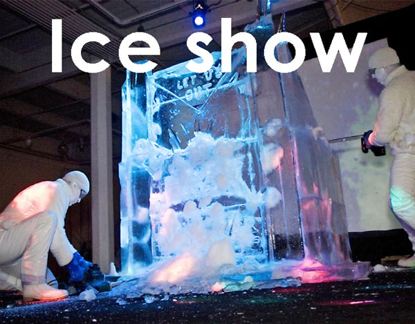 Ice Show 7 Image - Inspire Productions
