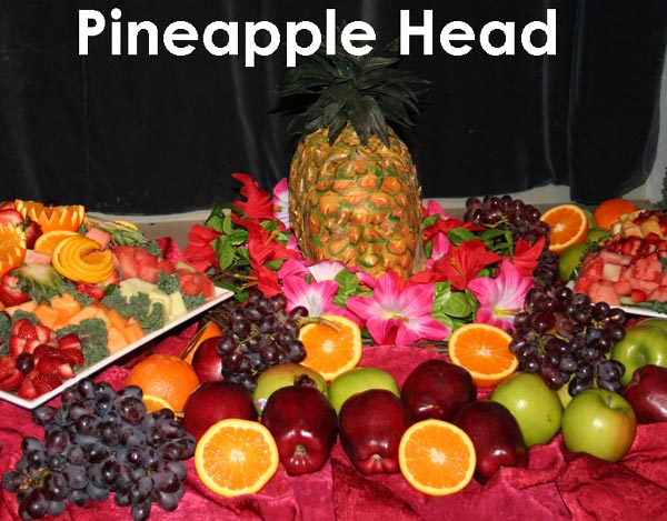 Pineapple Head 9 Image - Inspire Productions