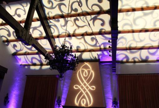 Ceiling Gobos - Inspire Productions