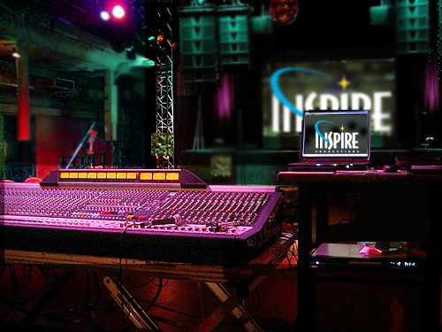 Audio Visual Image 1 - Inspire Productions