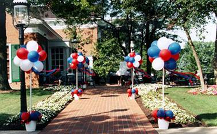 Balloon Decorations Image 2 - Inspire Productions