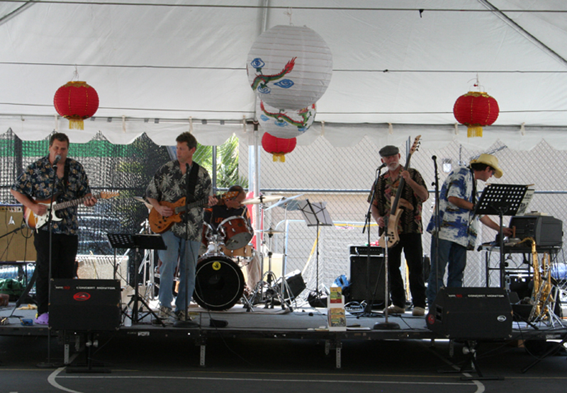 Live Bands 1 - Inspire Productions