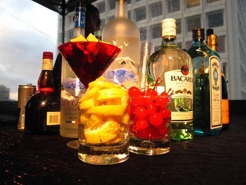 Bar Drink Image - Inspire Productions
