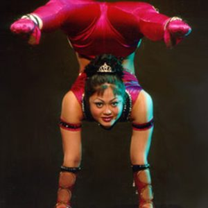 Contortionist Image - Inspire Productions