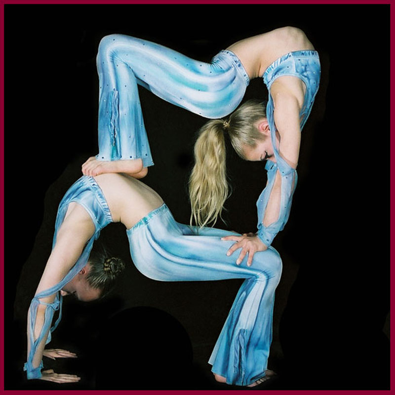 Contortionists Image - Inspire Productions