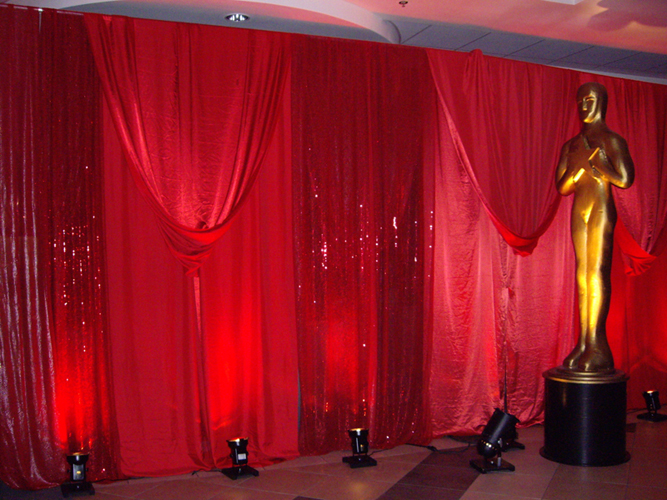 Draping Inspire Productions