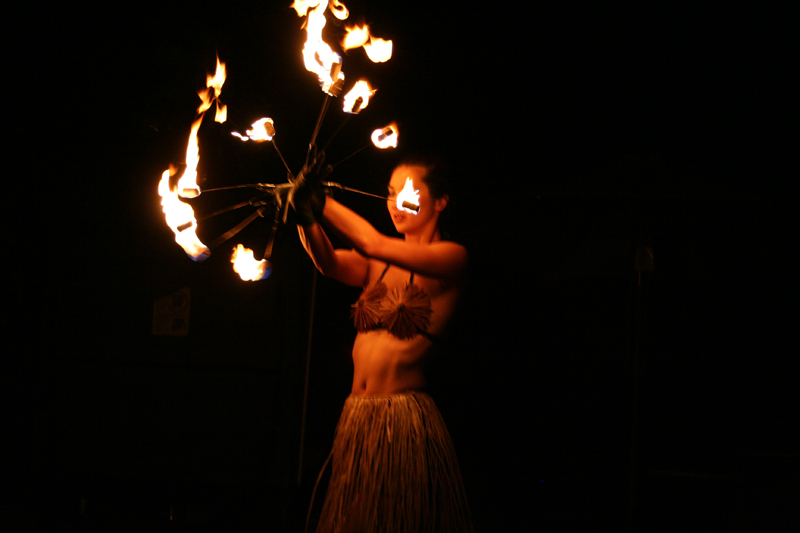 Fire Dancing 1 - Inspire Productions