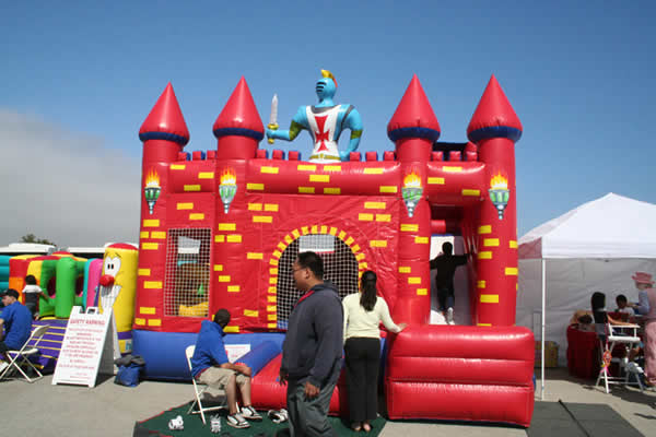 Inflatables - Inspire Productions