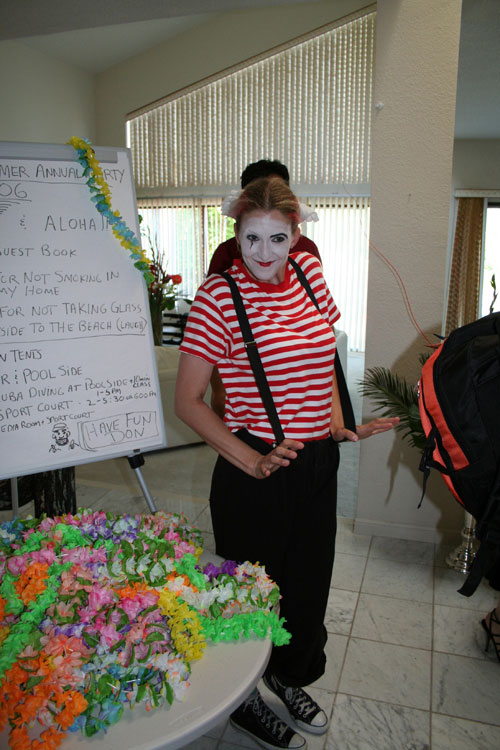 Mime Image 4 - Inspire Productions