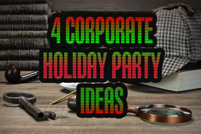 5 Corporate Holiday Party Ideas In San Francisco