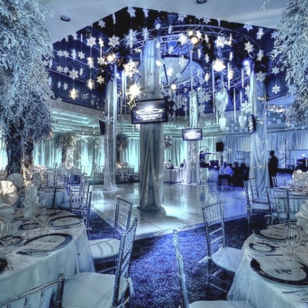 Corporate Christmas Party Idea: Holiday Party Themes